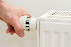 Staffordshire central heating installation costs