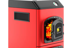 Staffordshire solid fuel boiler costs