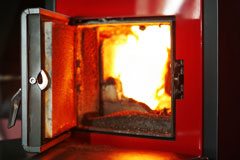 solid fuel boilers Staffordshire